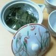 氷水出し煎茶1