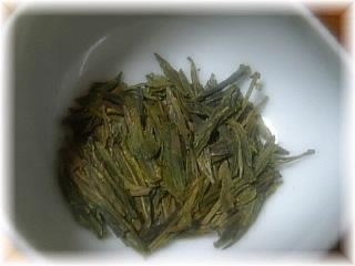 西湖龍井茶(葉)