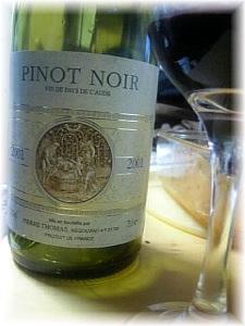 PINO NOIR 2001