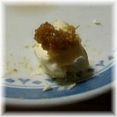 ふきのとう味噌クリームチーズ