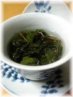 霧社大同山高山茶・07冬片
