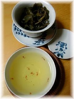 上級凍頂烏龍茶(06春茶)1