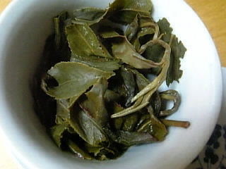 上級凍頂烏龍茶(06春茶)2