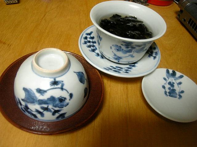 茶樂便の茶器