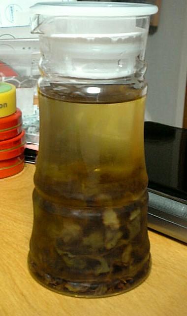 貴妃茶(HARIO水出し茶ポット・竹)