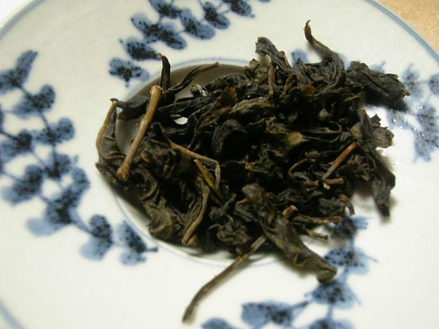 文山包種武夷茶(葉)