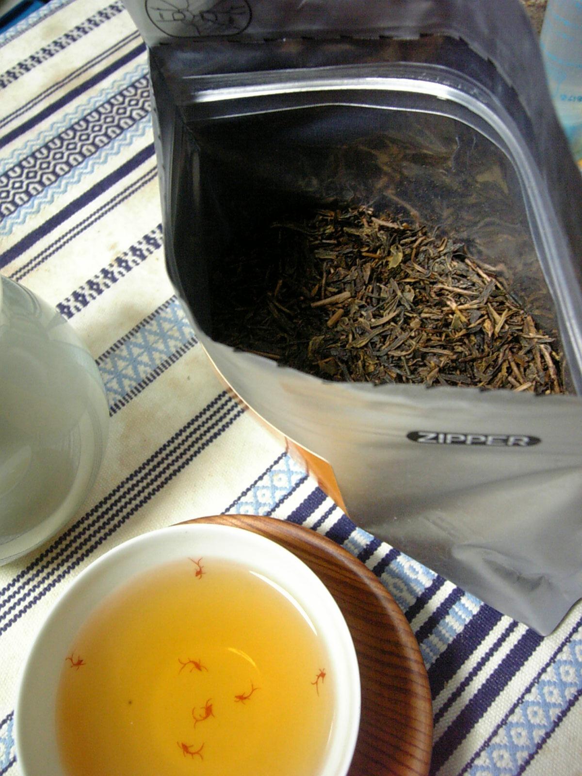 春日のお茶・爽味ほうじ