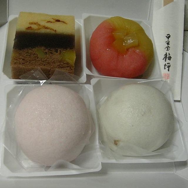 十五夜の和菓子